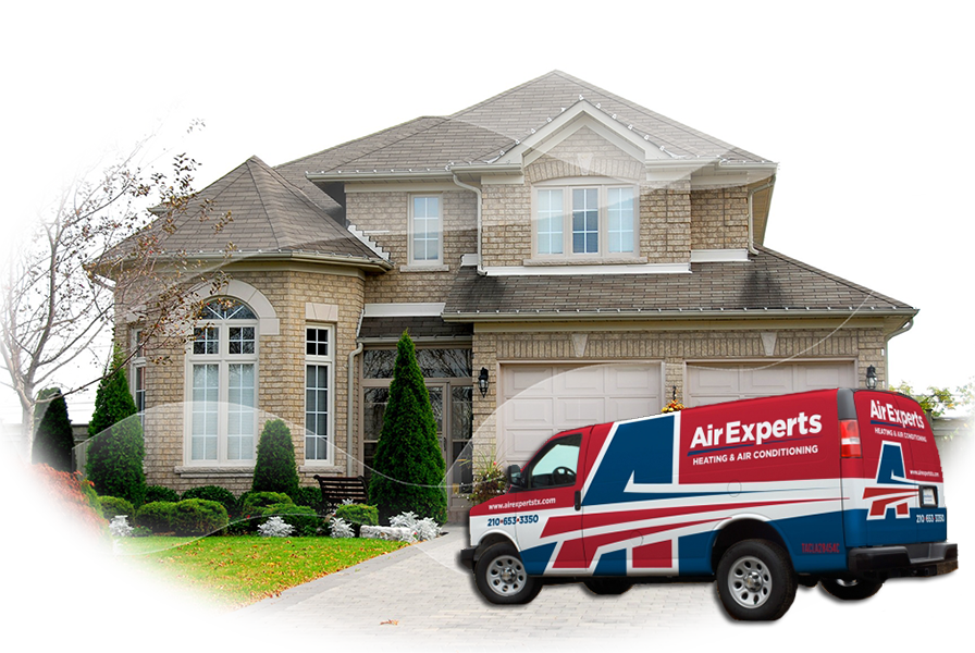 Air Experts Heating & Air Conditioning - Residential And Commercial Heating & Cooling Services San Antonio, TX
